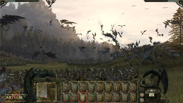 King Arthur II: Dead Legions on PC screenshot #4