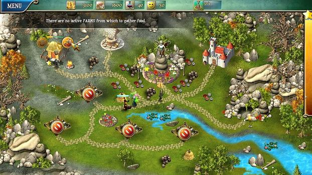 Kingdom Tales on PC screenshot #1