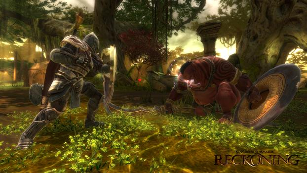 Kingdoms of Amalur - Reckoning on PC screenshot #1