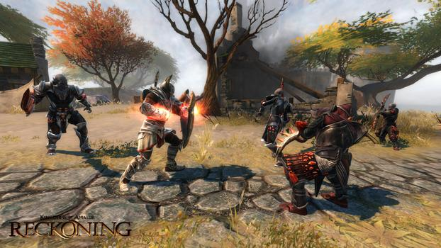 Kingdoms of Amalur - Reckoning on PC screenshot #2