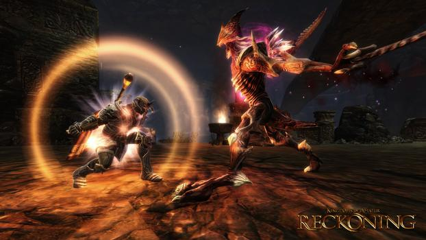 Kingdoms of Amalur - Reckoning on PC screenshot #3