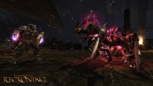 Kingdoms of Amalur - Reckoning on PC screenshot #4