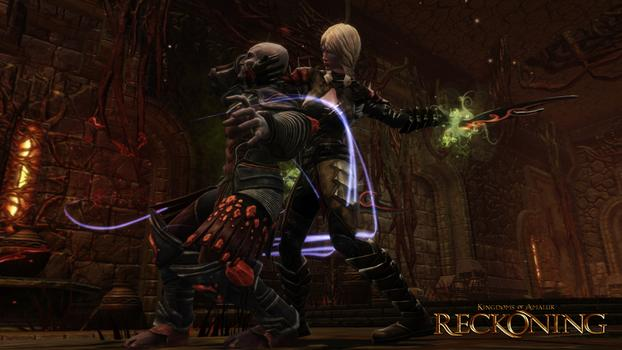 Kingdoms of Amalur - Reckoning - US &amp; Canada on PC screenshot #1