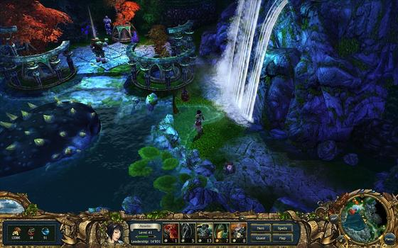 King's Bounty Armored Princess on PC screenshot #6