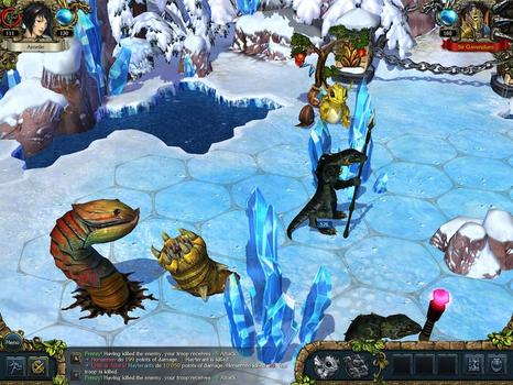 King's Bounty Armored Princess on PC screenshot #4