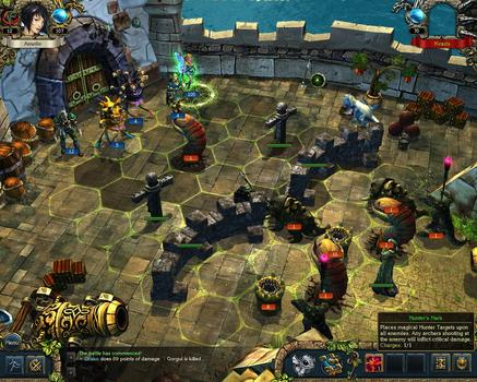 King's Bounty: Crossworlds on PC screenshot #6