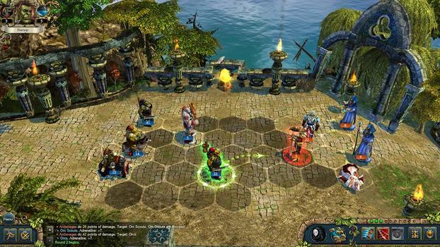 King's Bounty: Dark Side - Premium Edition on PC screenshot #8