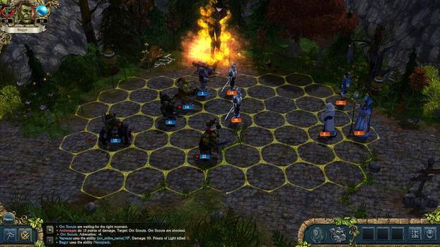 King's Bounty: Dark Side - Premium Edition on PC screenshot #6