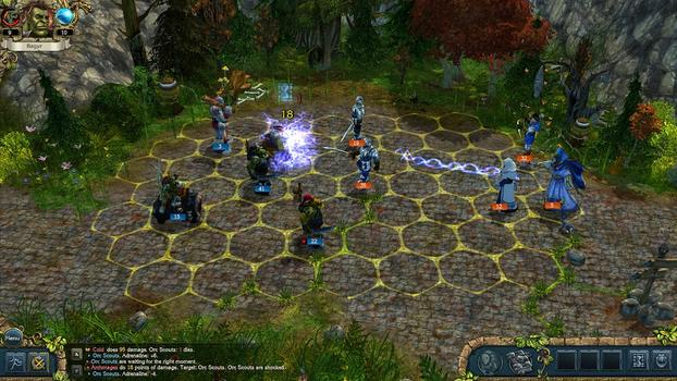 King's Bounty: Dark Side - Premium Edition on PC screenshot #5