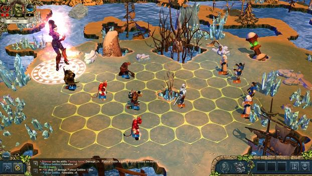 King's Bounty: Dark Side - Premium Edition on PC screenshot #4