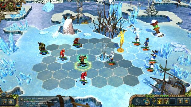 King's Bounty: Dark Side - Premium Edition on PC screenshot #3
