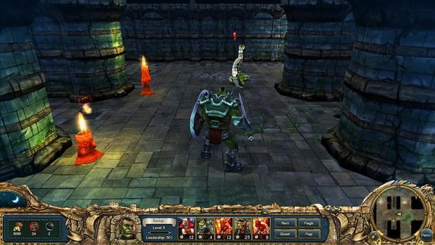 King's Bounty: Dark Side - Premium Edition on PC screenshot #2