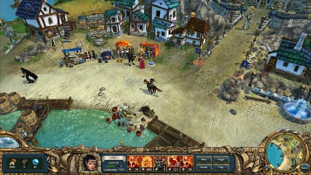 King's Bounty: Dark Side - Premium Edition on PC screenshot #1