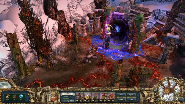 King's Bounty: Warriors of the North - Valhalla Edition on PC screenshot #4