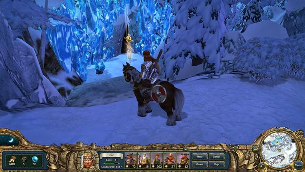 King's Bounty: Warriors of the North on PC screenshot #5