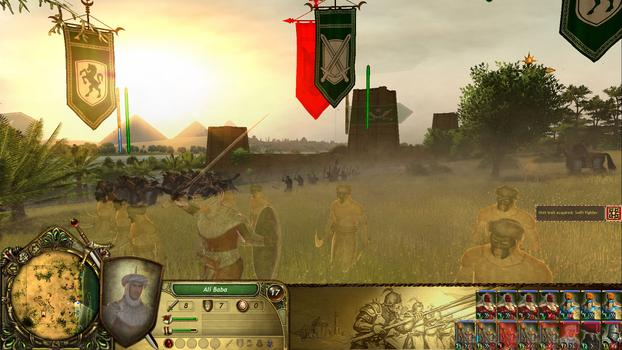 The Kings Crusade: Arabian Nights on PC screenshot #4