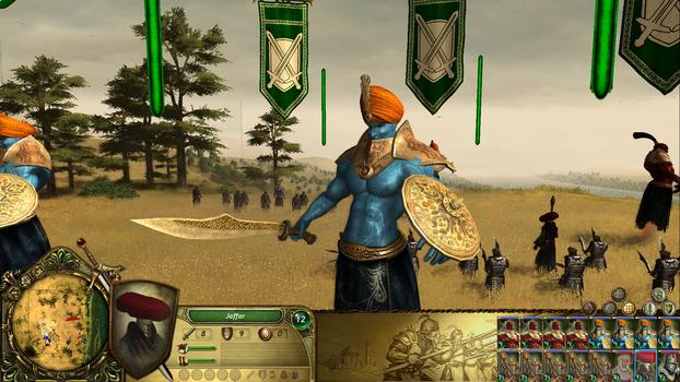 The Kings Crusade: Arabian Nights on PC screenshot #2