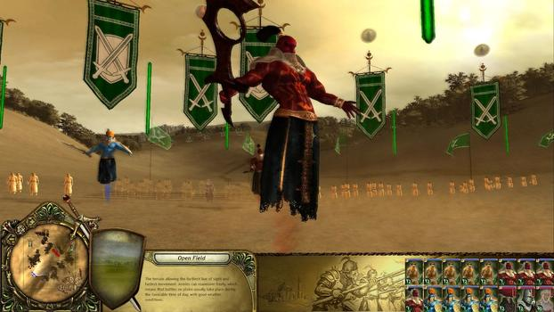 The Kings Crusade: Arabian Nights on PC screenshot #1