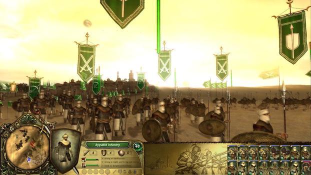 The Kings Crusade: New Allies on PC screenshot #3