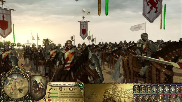 The Kings Crusade: New Allies on PC screenshot #2