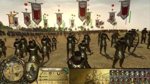 The Kings Crusade: New Allies on PC screenshot #1