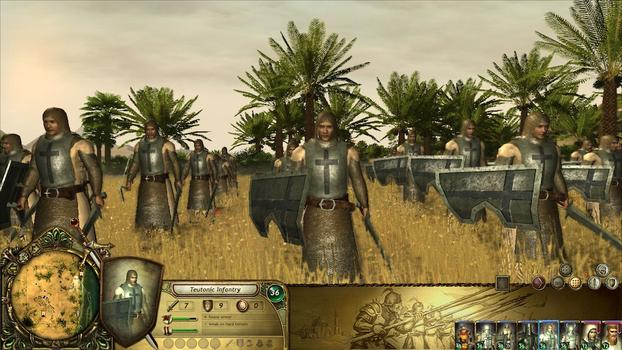 The Kings Crusade: Teutonic Knights on PC screenshot #7