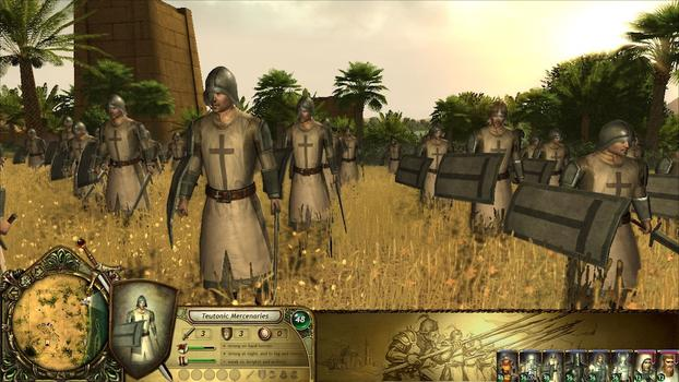 The Kings Crusade: Teutonic Knights on PC screenshot #6