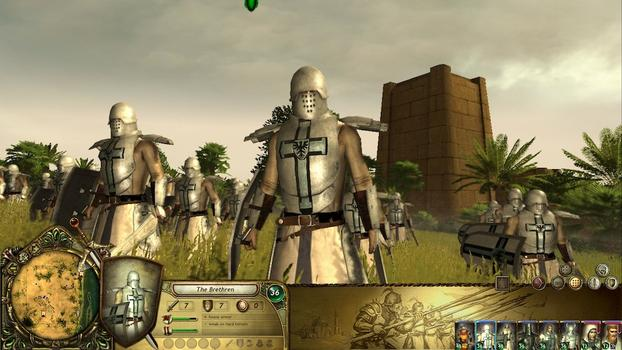 The Kings Crusade: Teutonic Knights on PC screenshot #5