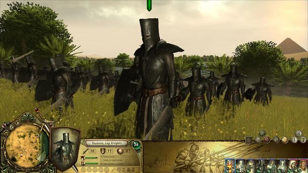 The Kings Crusade: Teutonic Knights on PC screenshot #3
