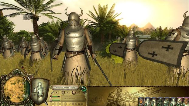 The Kings Crusade: Teutonic Knights on PC screenshot #2
