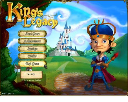 King's Legacy on PC screenshot #3