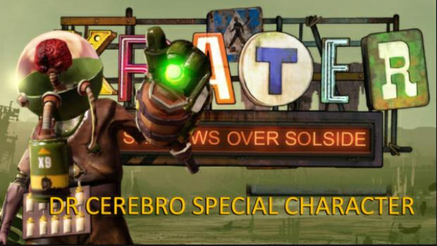 Krater: Dr Cerebro Character on PC screenshot #1