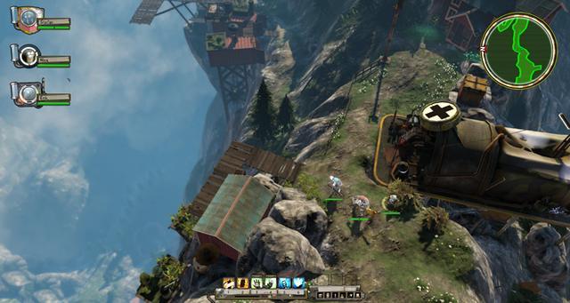 Krater on PC screenshot #1
