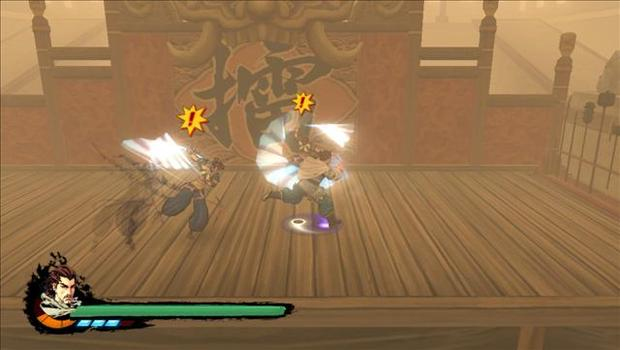 Kung Fu Strike: The Warriors Rise - Master Level on PC screenshot #4