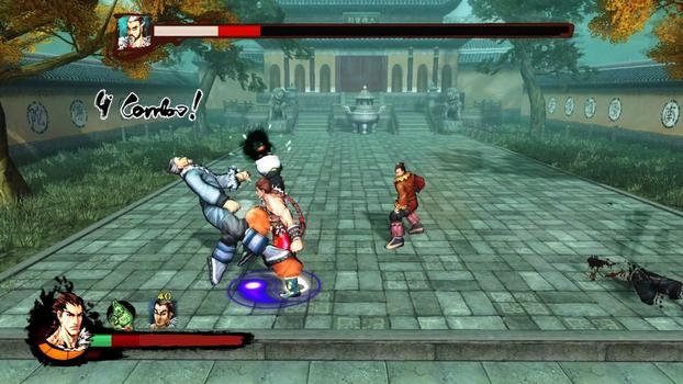 Kung Fu Strike: The Warrior's Rise on PC screenshot #4