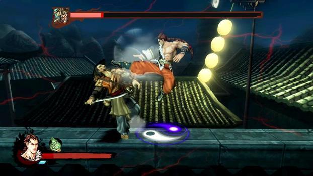 Kung Fu Strike: The Warrior's Rise on PC screenshot #2