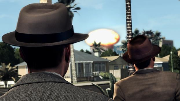 LA Noire The Complete Edition on PC screenshot #5