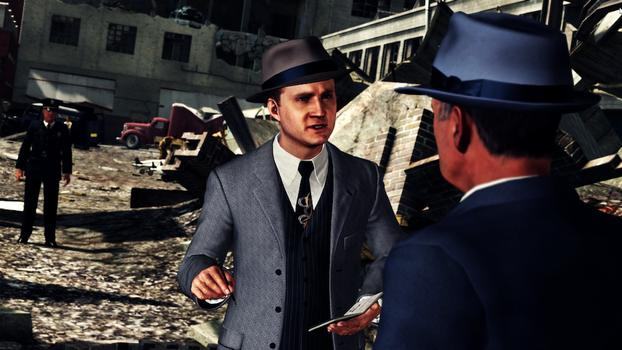 LA Noire The Complete Edition on PC screenshot #4