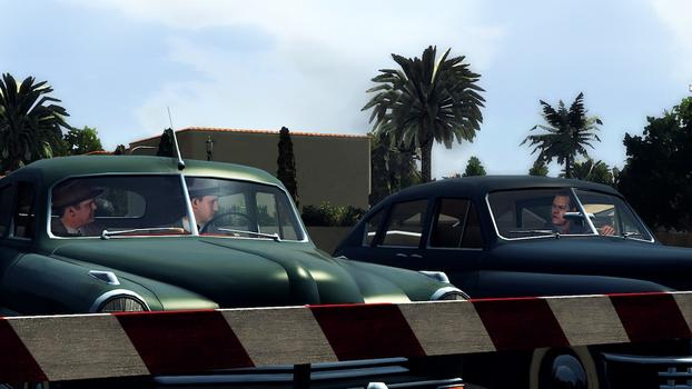LA Noire DLC Bundle on PC screenshot #4