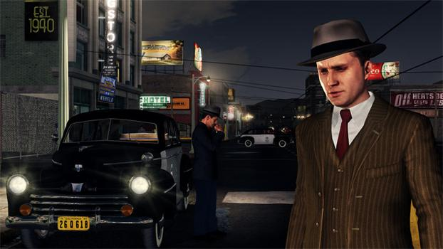 LA Noire on PC screenshot #4
