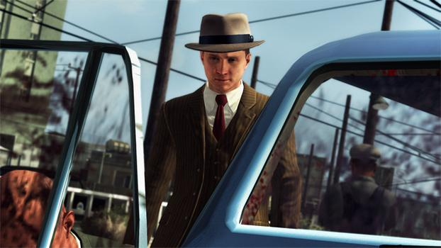LA Noire on PC screenshot #3