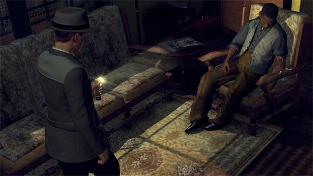 L.A. Noire on PC screenshot #1