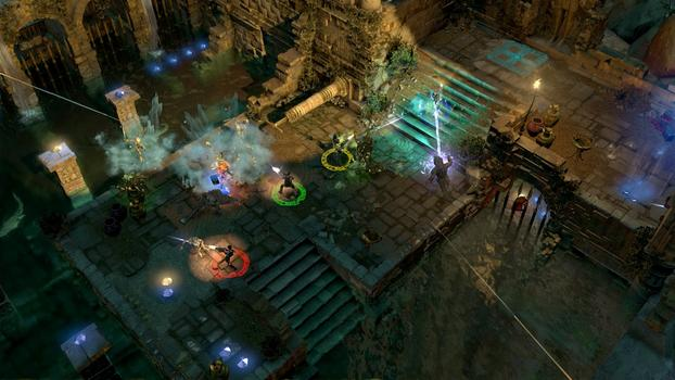 LARA CROFT® AND THE TEMPLE OF OSIRIS™ - 4 Pack on PC screenshot #3