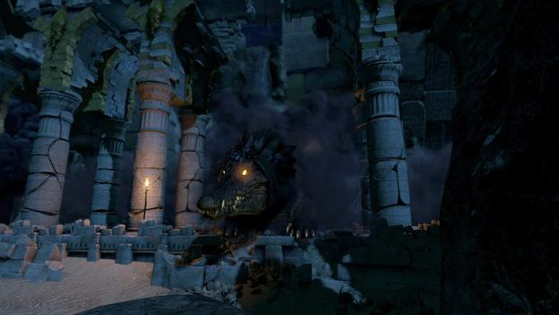 LARA CROFT® AND THE TEMPLE OF OSIRIS™ on PC screenshot #6