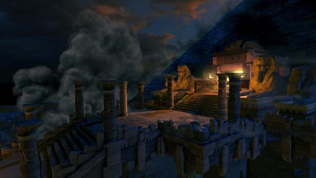LARA CROFT® AND THE TEMPLE OF OSIRIS™ on PC screenshot #4