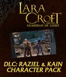 Lara Croft GoL DLC: Raziel and Kain Character Pack
