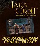 Lara Croft GoL DLC: Raziel and Kain Character Pack