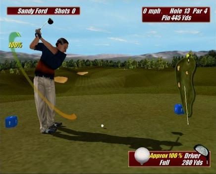 Leaderboard Golf on PC screenshot #1