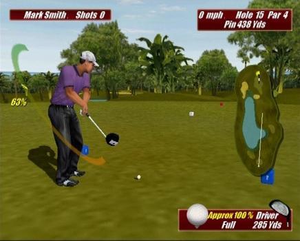 Leaderboard Golf on PC screenshot #2