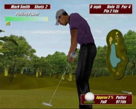 Leaderboard Golf on PC screenshot #3
